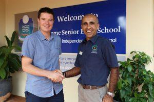 BSHS New Principal 2018